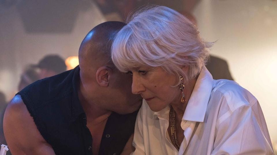 Картинки по запросу Vin Diesel Helen Mirren Are Back for 'Fast & Furious 9′