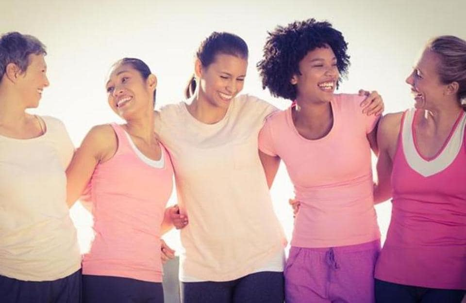 A lot of breast cancer survivors start appreciating life and living it to the fullest, say researchers.