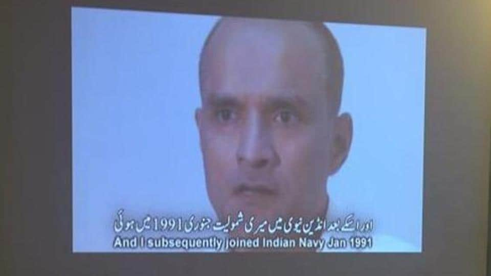 """The death sentence to Kulbhushan Jadhav, 46, was confirmed by Pakistan army chief Gen Qamar Javed Bajwa after the Field General Court Martial (FGCM) found him guilty of """"all the charges"""", said the military's media wing Inter-Services Public Relations (ISPR) in Rawalpindi."""