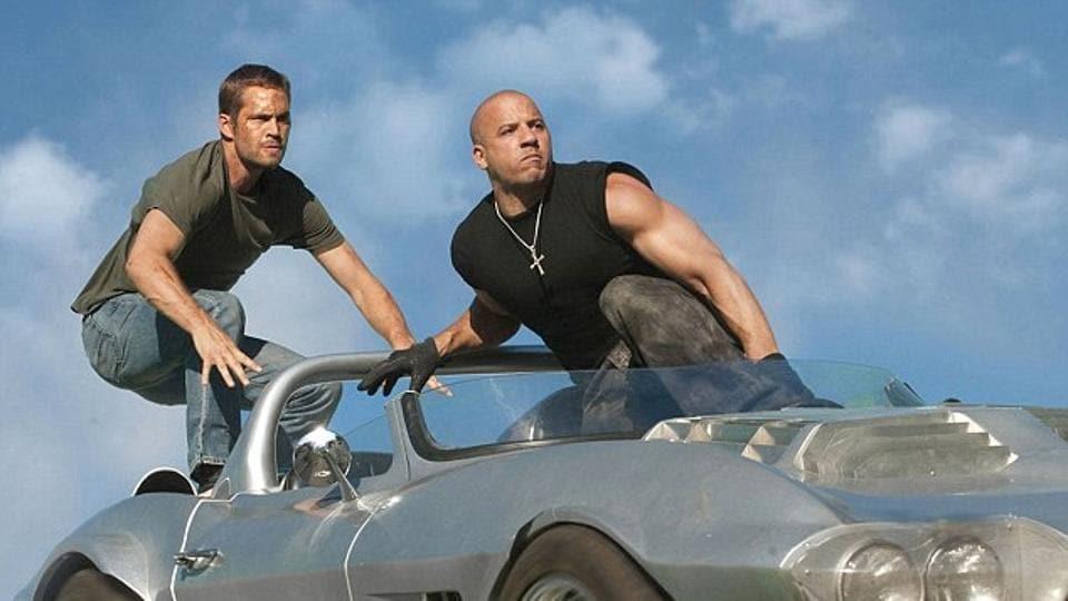 Paul Walker,Fast & Furious,Vin Diesel