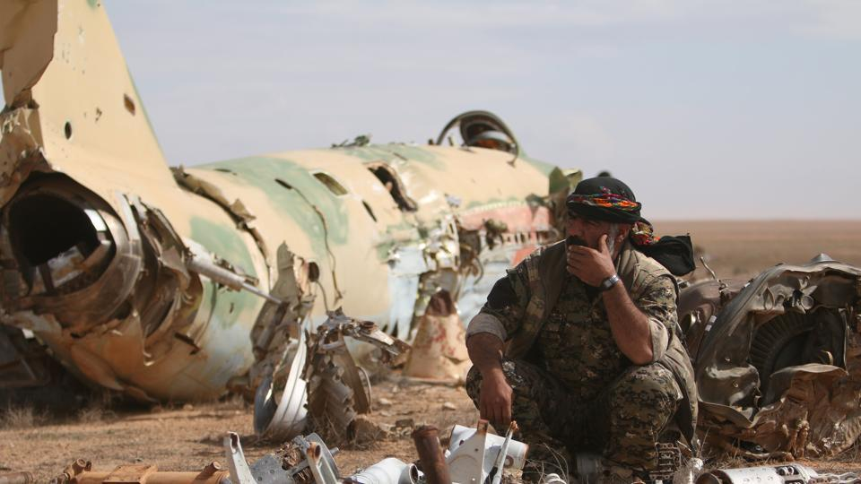 Islamic State,Coalition,Syrian rebels