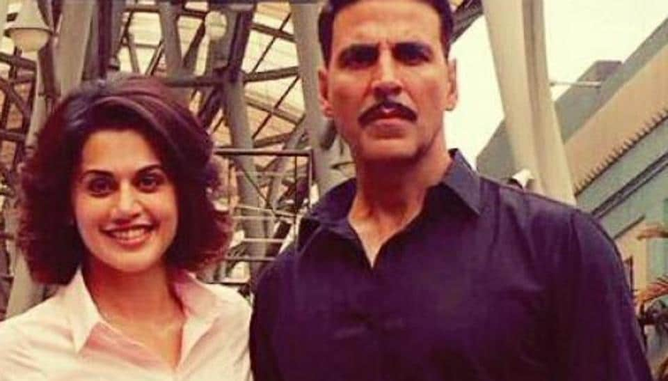 Akshay Kumar plays a guest role in Taapsee Pannu's Naam Shabana.