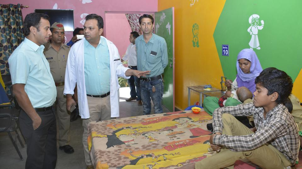 Ghaziabad district hospital