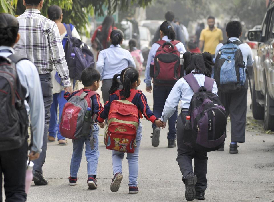 Noida,schools,heat