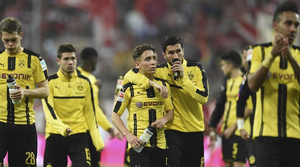 Champions League,Borussia Dortmund,Monaco