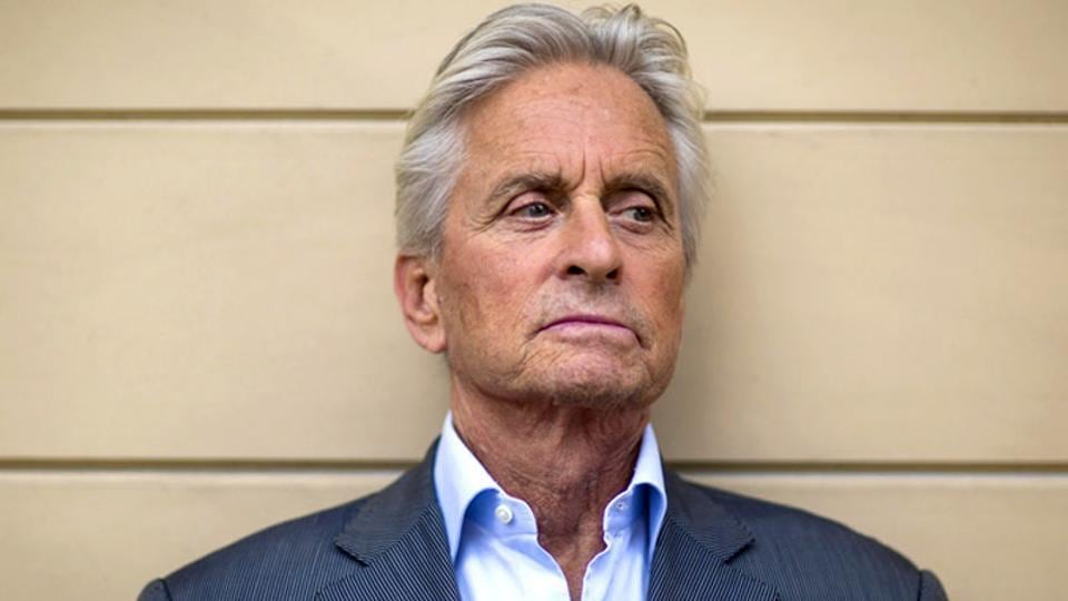 Michael Douglas was only 29 when he produced One Flew Over the Cuckoo's Nest.