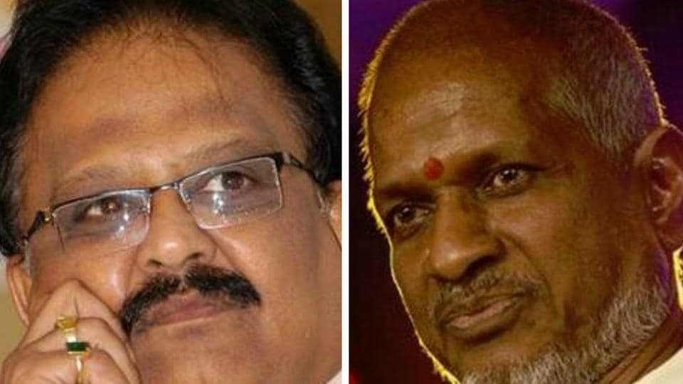 SPB and Illayaraaja have worked together in a number of  songs, many of them being superhits.