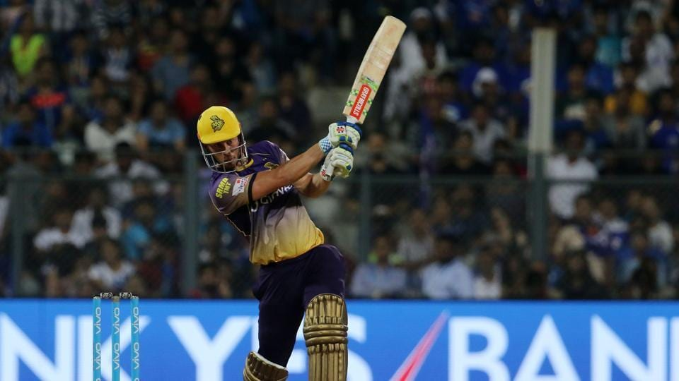 Chris Lynn, who shared a magnificent 184-run stand with Gambhir against Gujarat Lions, looked in great touch. (BCCI)