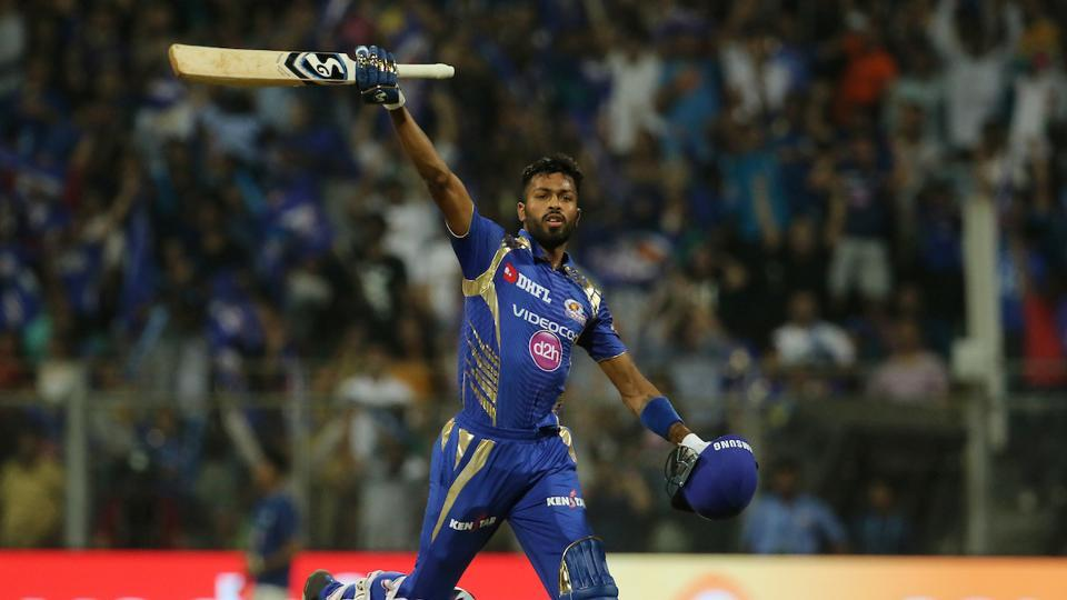 Hardik Pandya's quickfire knock of 29* helped Mumbai Indians beat Kolkata Knight Riders by four wickets to register their first win in the 2017 Indian Premier League. Get full cricket score of Mumbai Indians vs Kolkata Knight Riders here