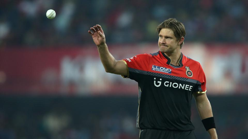 Shane Watson had an off day in both the field and with the ball as RCB struggled. (BCCI)