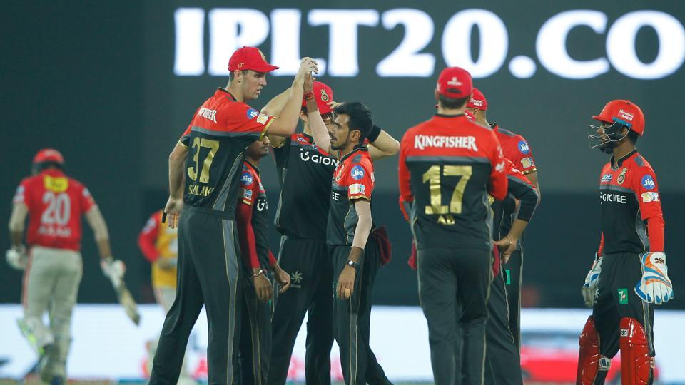 Yuzvendra Chahal and Tymal Mills picked up the wickets for RCB but KXIP were cruising. (BCCI)