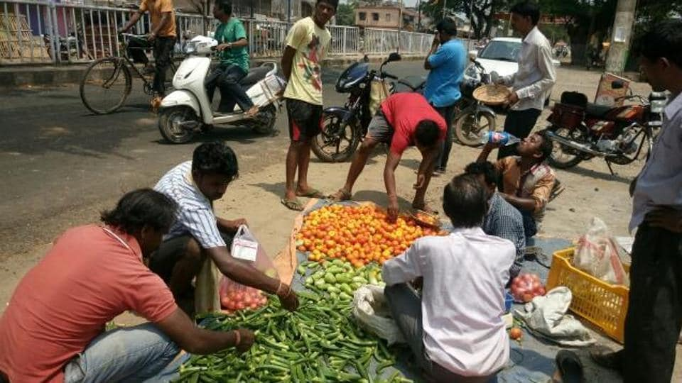 Market reopened on Sunday after curfew was relaxed for four hours as the situation improved in communal violence-hit Bhadrak town.
