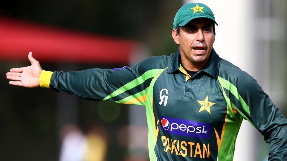 Nasir Jamshed was charged with two counts in relation to the Pakistan Super League scandal.