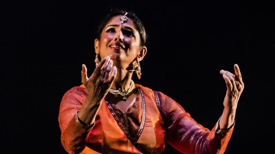 Kathak,Dancer,Classical
