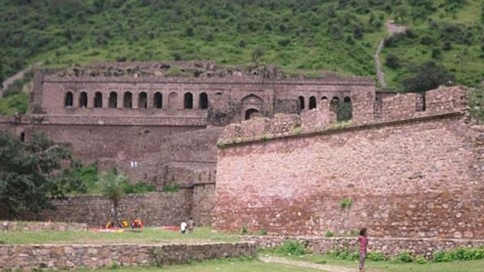 Rajasthan's Bhangarh Fort is notorious for being India's most haunted.