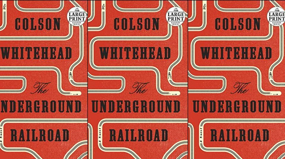 Colson Whitehead's The Underground Railroad also won the US National Book Award 2016.