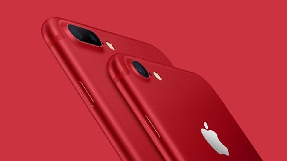 iPhone-maker Apple has put out the special edition iPhone 7 and iPhone 7 Plus RED on pre-order on Amazon and Infibeam.