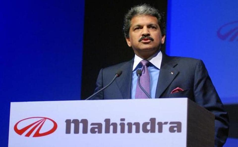 Mahindra Holidays,M&M,Anand Mahindra