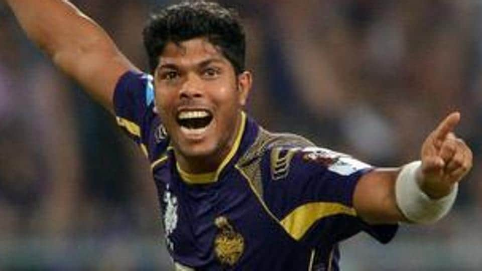Umesh Yadav was out of Kolkata Knight Riders' first two IPL 2017 matches due to injury..