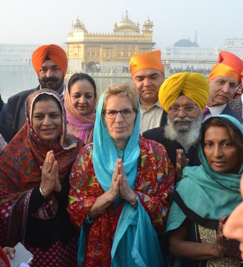 Ontario,Genocide motion,Anti-Sikh riots