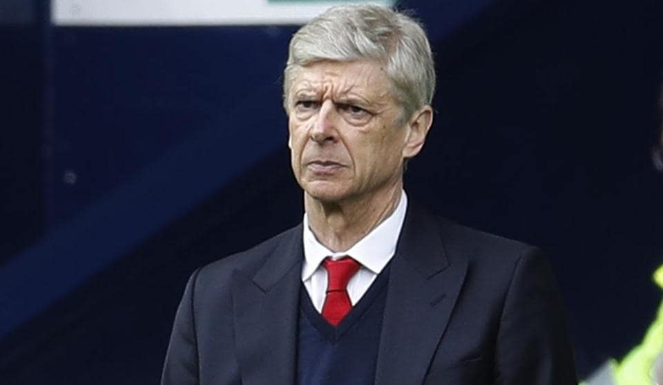 Arsene Wenger's wretched season hit a new low after Arsenal suffered a humiliating 3-0 defeat at the hands of Crystal Palace.