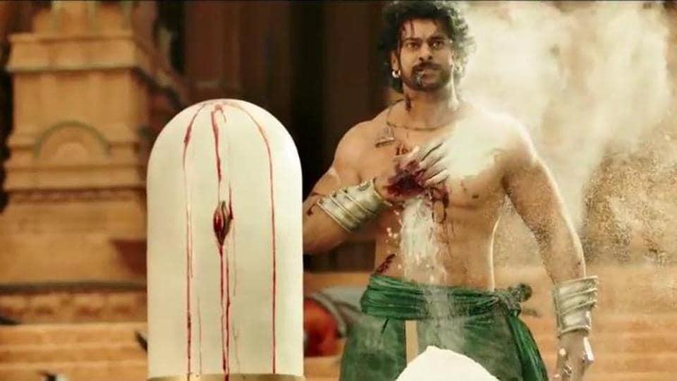 Prabhas plays a king in Baahubali.