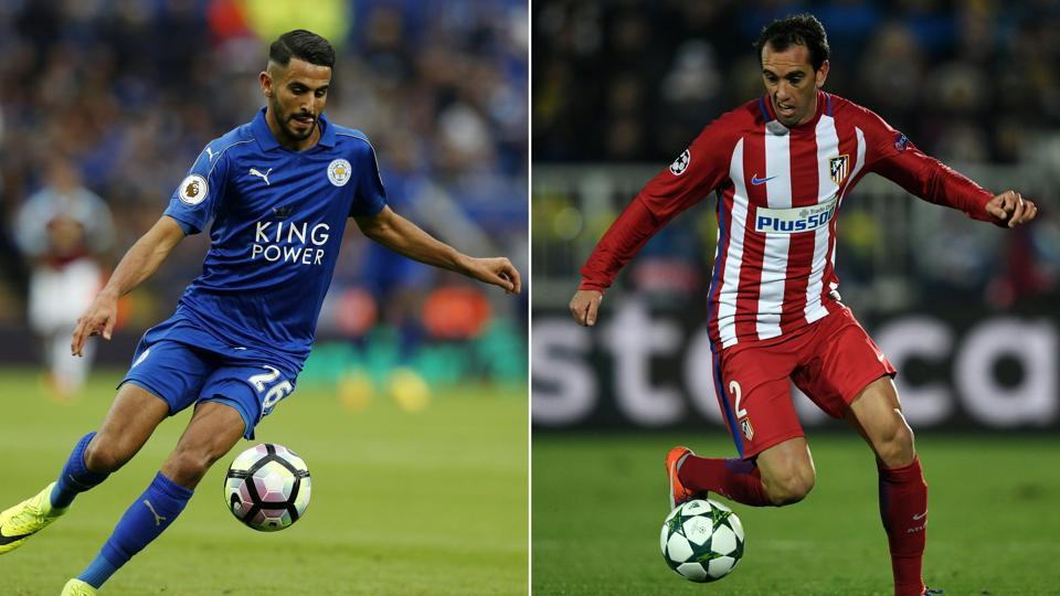 Atletico Madrid,UEFA Champions League,Leicester City