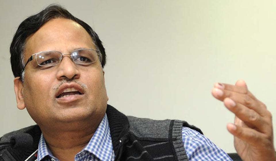 Satyendar Jain,CBI,Money laundering