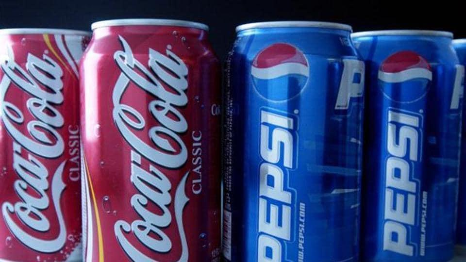 PepsiCo,Coca Cola,water