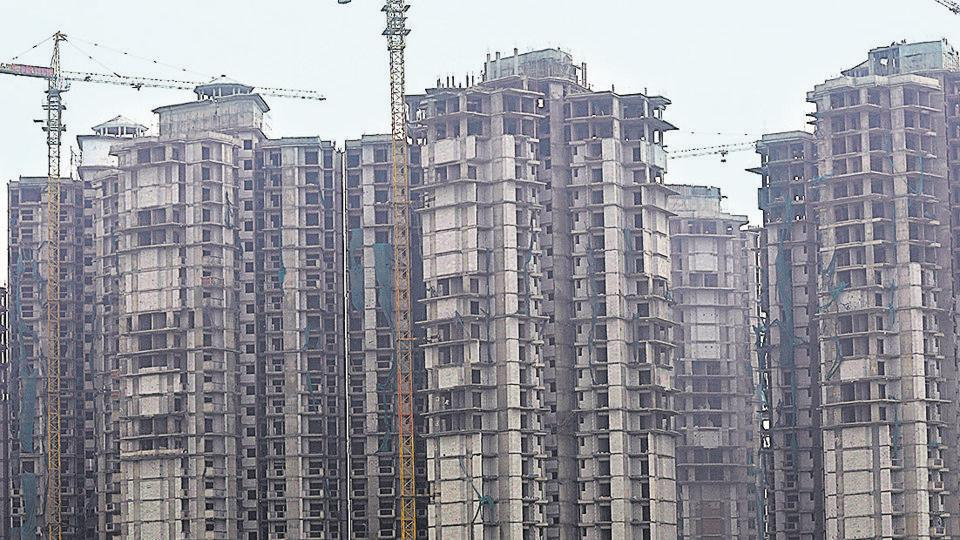 In Greater Noida, there are 91 housing projects stuck for many years, affecting the many homebuyers who invested in them.