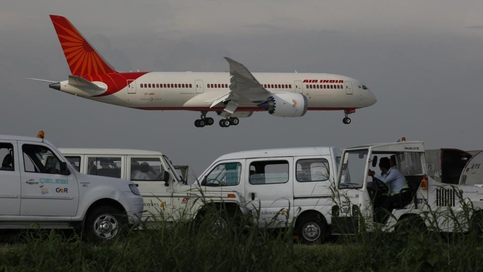 Government-owned Air India has expressed its inability to operate on Delhi-Chandigarh-Shiimla route because it was not commercially viable.