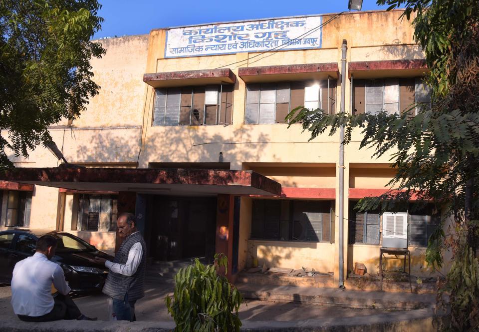 Rajasthan,Juveniles,Govt-run homes