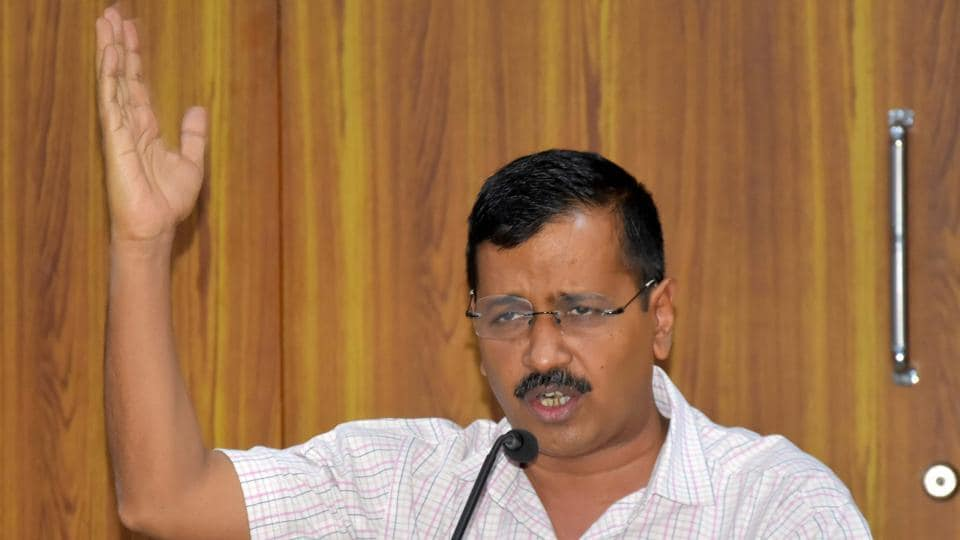 Delhi chief minister Arvind Kejriwal is already being tried in a defamation case filed by finance minister Arun Jaitley.