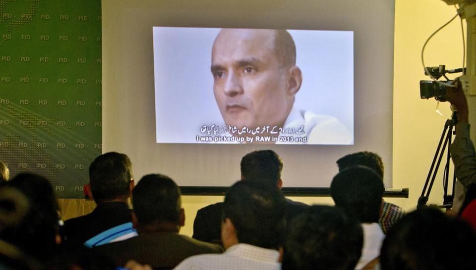 Kulbhushan Jadhav,Pakistan,Death sentence