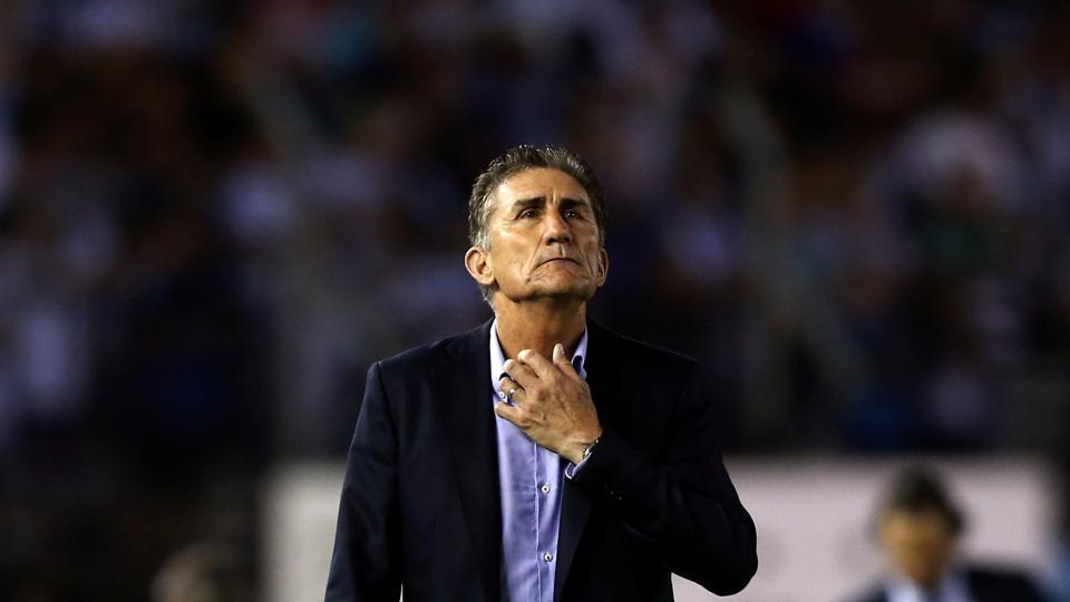 Argentina national football team,Edgardo Bauza,Jorge Sampaoli