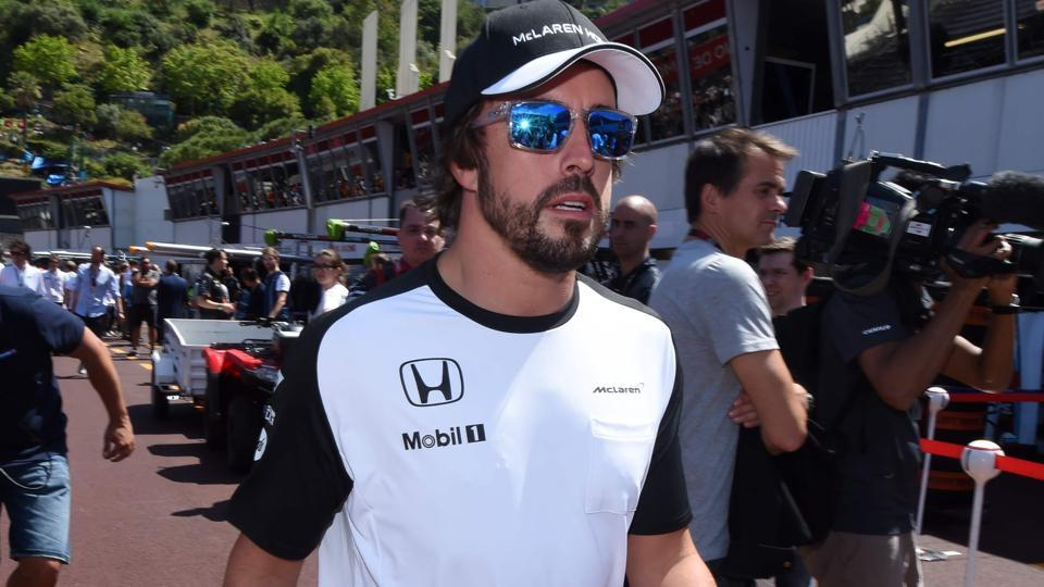 Fernando Alonso will be competing in the Indianapolis 500 at the same time when Monaco Grand Prix takes place.