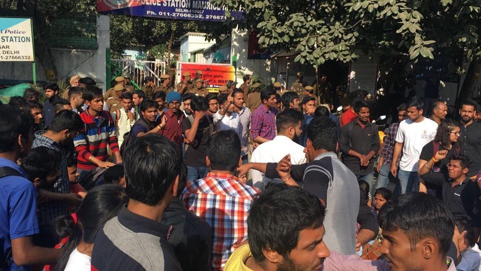 Parliament Street Police Station in the heart of the Capital and north Delhi's Maurice Nagar next to Delhi University, the epicentre of protests in February, will be part of the first-of-its-kind exercise.