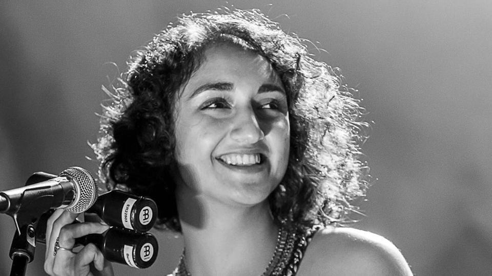 Sanjeeta Bhattacharya,Balkan Music,Voicestra