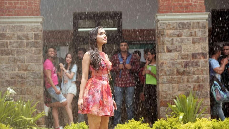Shraddha Kapoor,Arjun Kapoor,Half Girlfriend song