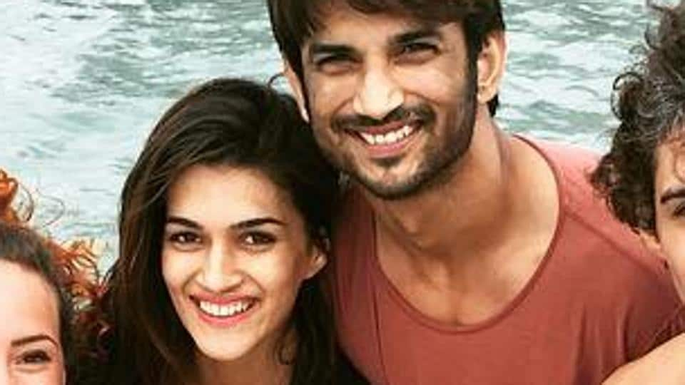 Kriti and Sushant will be soon seen together in Raabta.