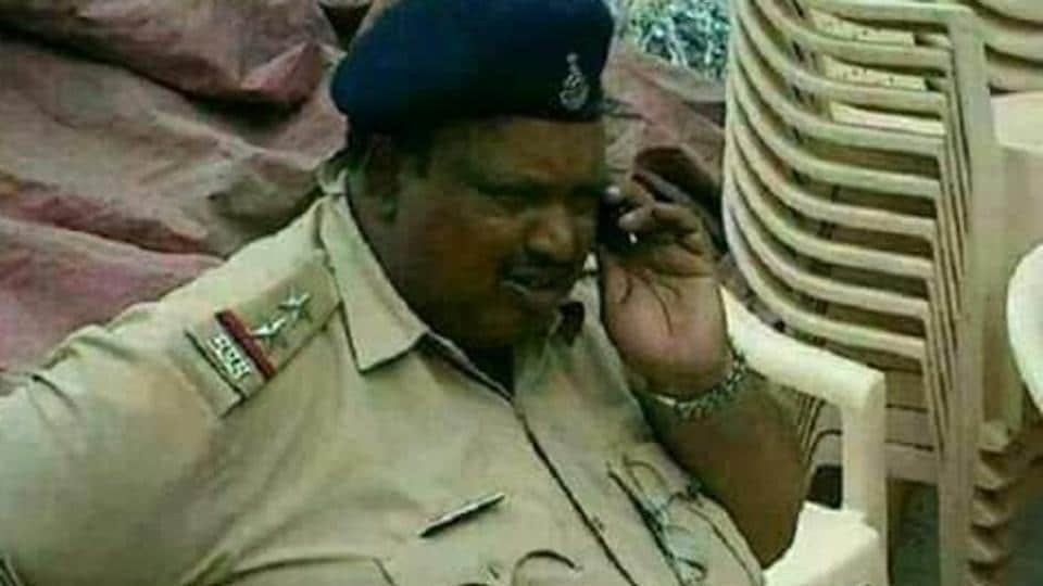 Shobhaa De, on February 21, the day of BMC elections, had posted a photograph of Jogawat with the caption, 'heavy police bandobast in Mumbai today'