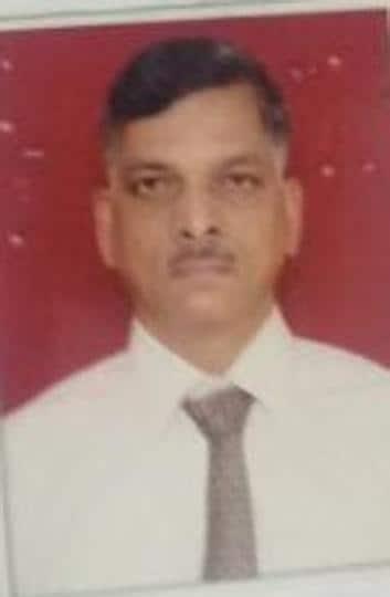 Prakash Wankhede was a former bank manager.