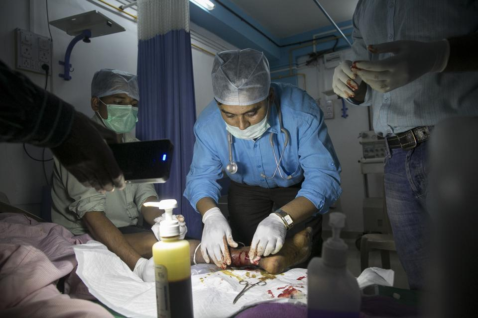 Figures show that Indian doctors are the most complained against among non-EU trained doctors.