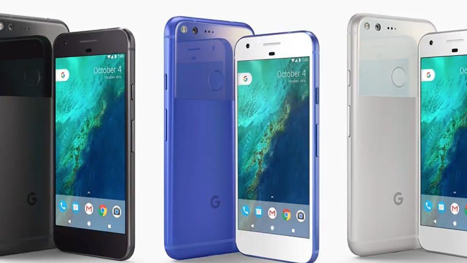 Google Pixel,Google Pixel XL,Google Pixel WiFi calling