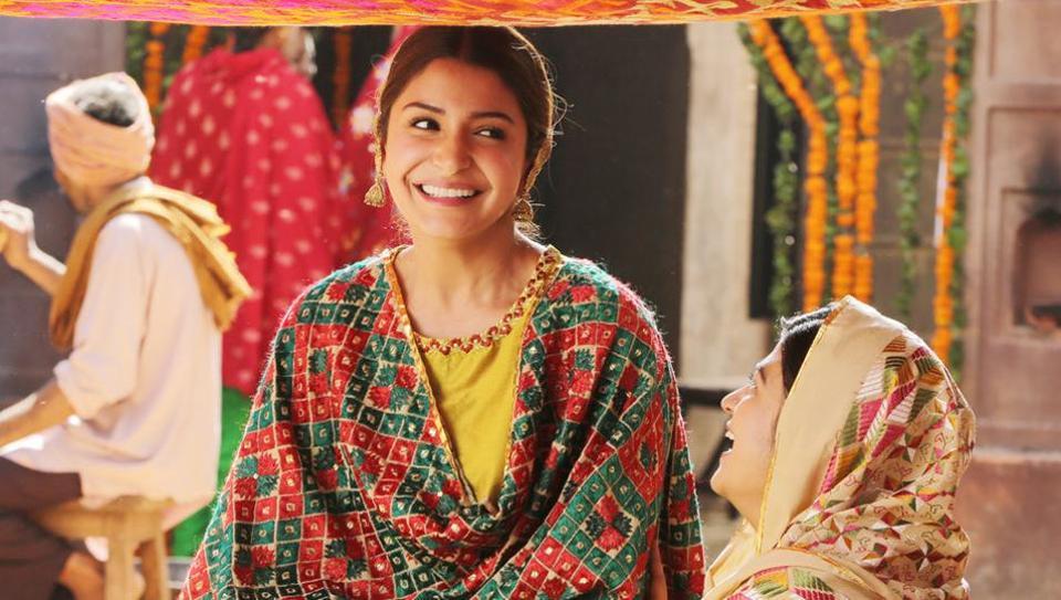 Baisakhi,Anushka Sharma,Phulkari