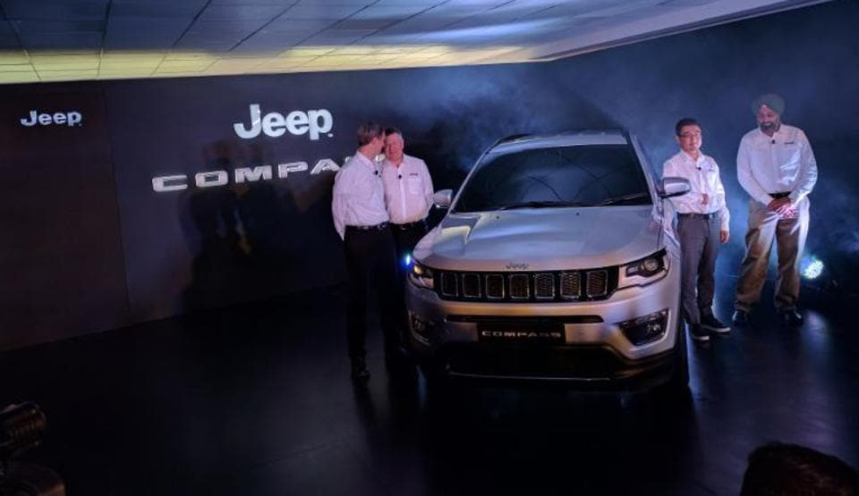 Jeep Compass,Jeep in India,Jeep Compass in India