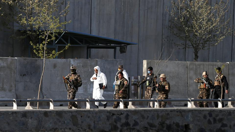 Islamic State,Suicide Bomb attack,Kabul