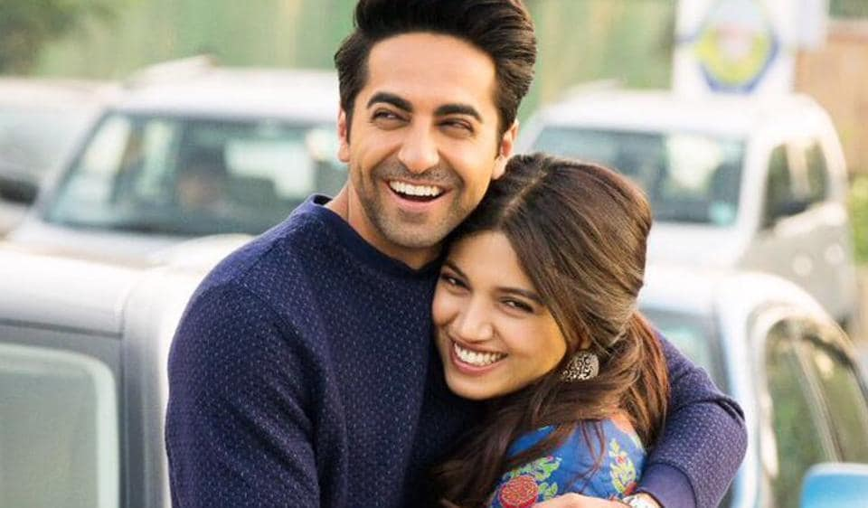 Ayushmann Khuranna and Bhumi Pednekar were last seen together in Dum Laga Ke Haisha.