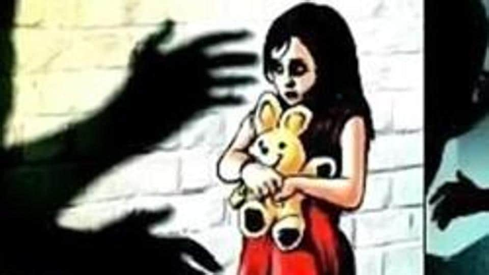 The five-year-old girl was raped allegedly by two 15-year-old boys on April 21.