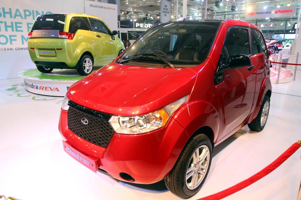 India's new focus on electric cars